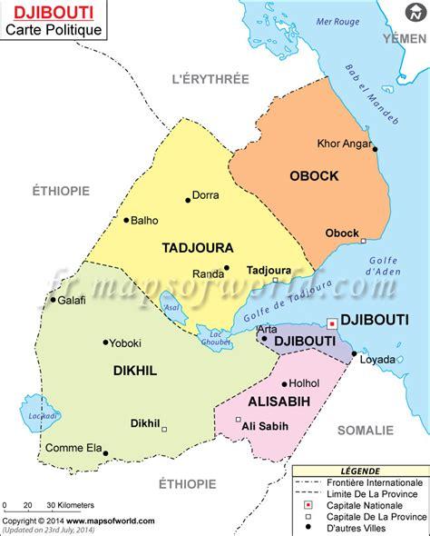 map usa and canada djibouti carte