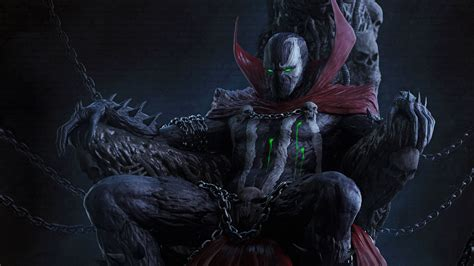 Spawn The spawn hd wallpaper and background 2000x1124 id 560168