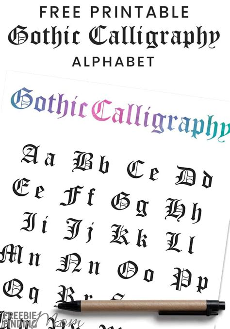 bloodlined calligraphy it can t all the time learn to write in calligraphy alphabet