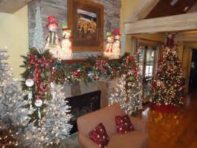 Small Televisions For Kitchens - on the 4th day of christmas time to decorate the mantle cheryl draa interior designs