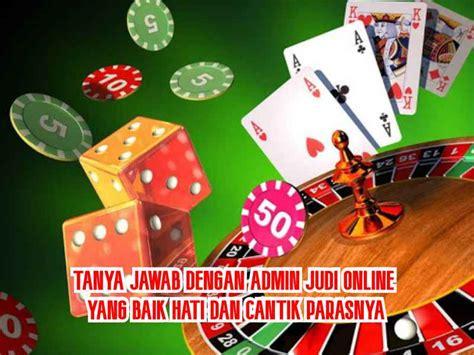 tanya jawab situs judi  poker  dominoqq