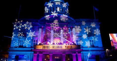 magical winter lights coupon date of hull s city centre christmas lights switch on