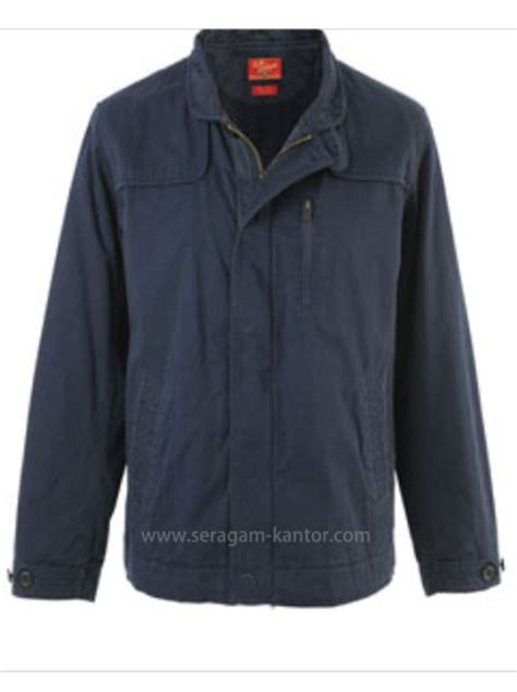 Jaket Seragam Kantor jaket kantor tg 015 konveksi seragam kantor seragam kerja