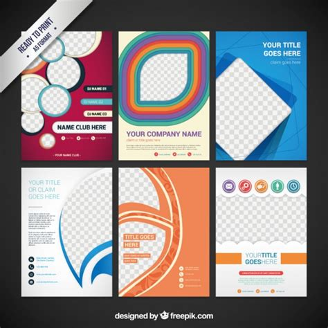 flyer design freepik collection of flyers vector free download