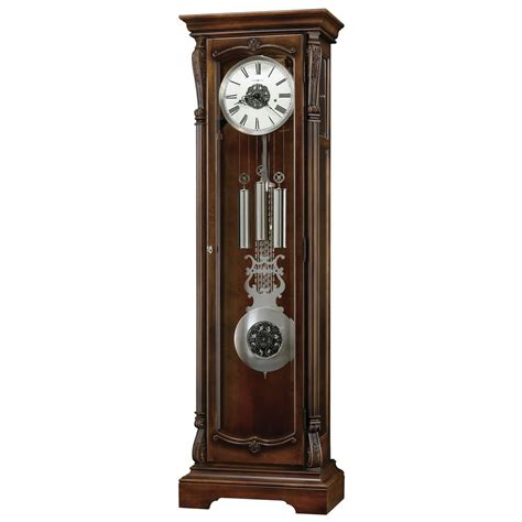 grandfather clock howard miller wellington grandfather clock grandfather floor clocks at hayneedle