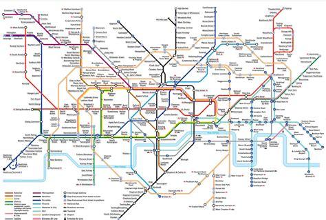 printable route planner uk tube challenge labyrinth