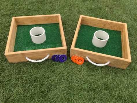 backyard washer toss top quality washer toss game