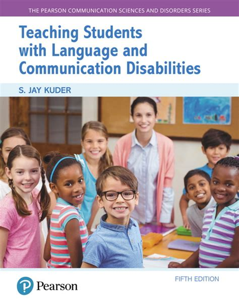 and special education the enhanced pearson etext with leaf version access card package 4th edition kuder teaching students with language and communication