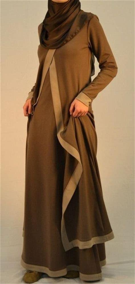 dress design new style 2014 jilbaab trend 2014 with good ankle length jacket hijab 2017