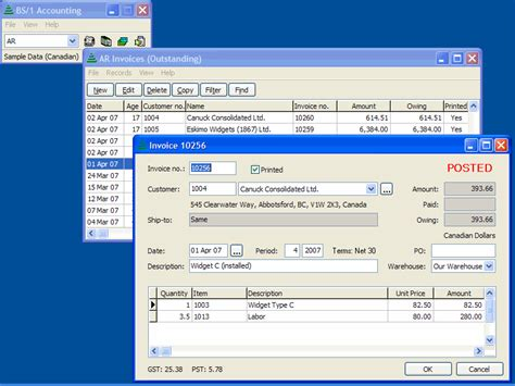 Free Small Home Business Accounting Software Bs1 Accounting Free Accounting Software For Small Business