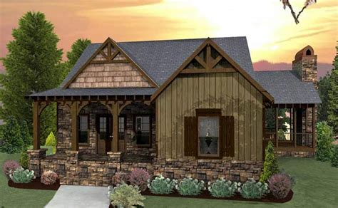small craftsman cottage house plans cottage house plans