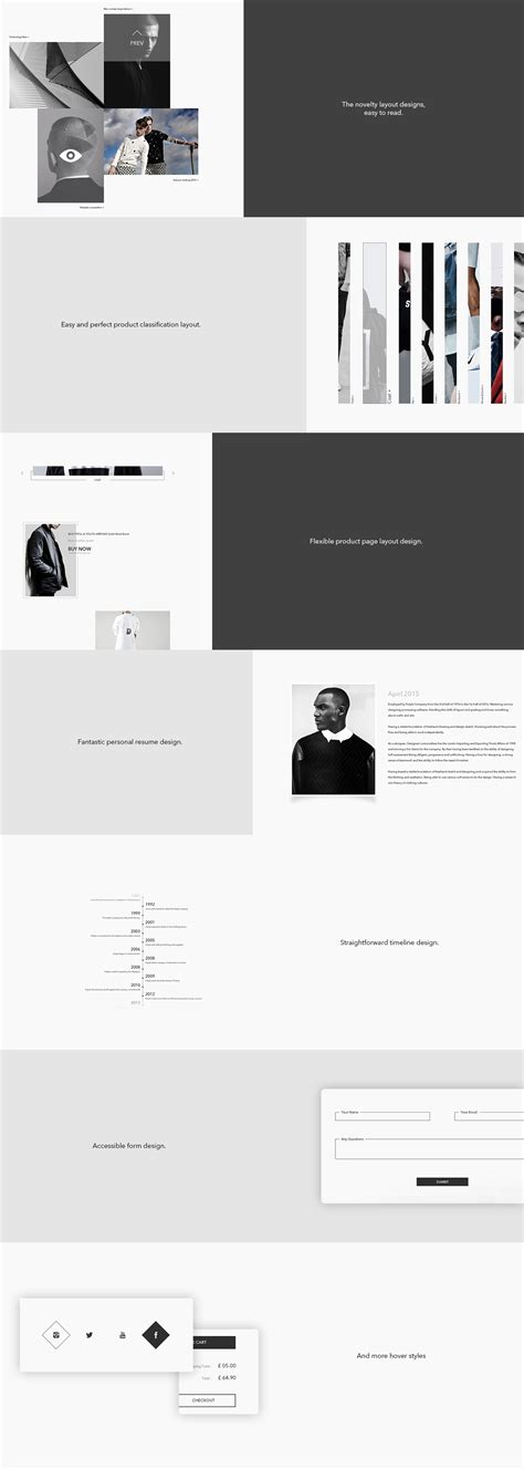 futyle online store psd template download free