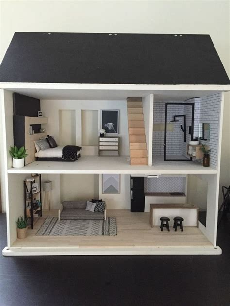 how to build a wooden doll house best 25 doll houses ideas on pinterest doll house play