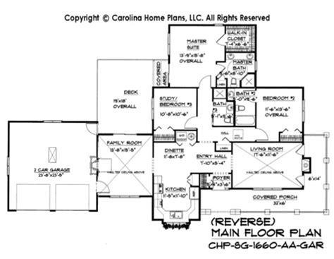 garage under house floor plans small craftsman cottage house plan chp sg 1660 aa sq ft