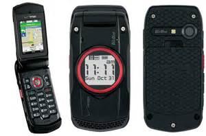 cell phone verizon waterproof casio gzone ravine