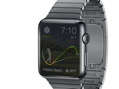 Golf Swing App For Apple Watch By Brendan Ferriter Dribbble