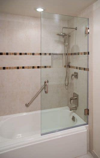 Glass Shower Doors For Tubs Frameless Frameless Tub Screens Bathroom Search Bathtub Doors And Doors