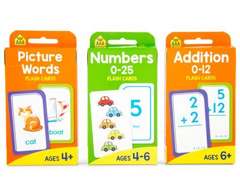 Hinkler Flashcards Addition 0 12 hinkler school zone flash cards 3 pack mumgo au