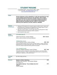 Recent Graduate Resume Sles by Resume Exles Recent Graduate Search Office Space Resume Exles