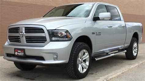 2014 ram 1500 sport lifted lifted 2014 ram 1500 sport 4wd crew leather