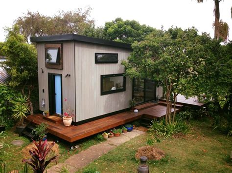 micro house australian zen tiny home tiny living