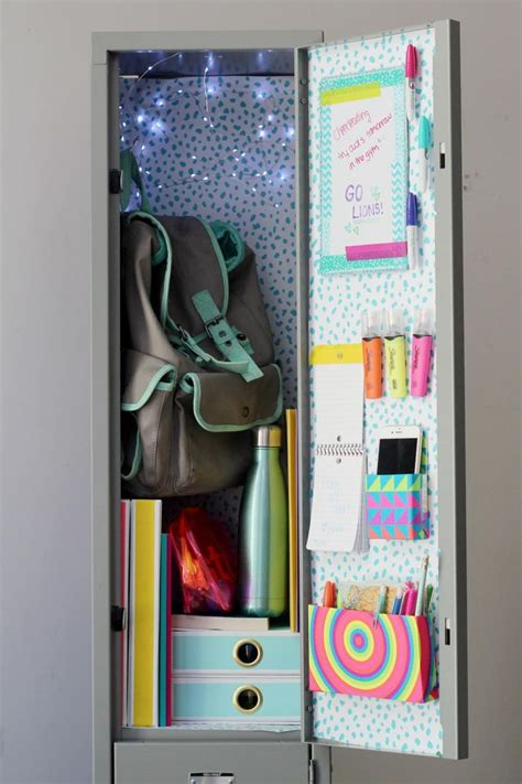 25 best ideas about school lockers on school