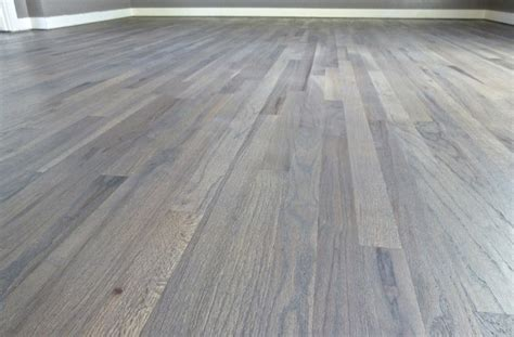 Hardwood Flooring Grey Eleonore S Grey Wood Floor Eclectic Portland By Perpetua Wood Floors