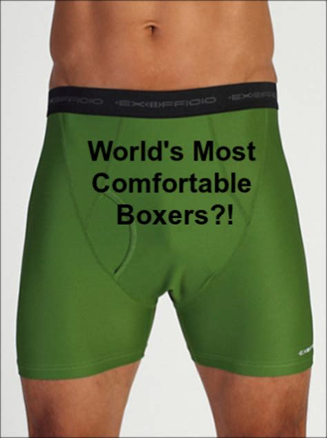 most comfortable boxers are these really the world s most comfortable boxers give