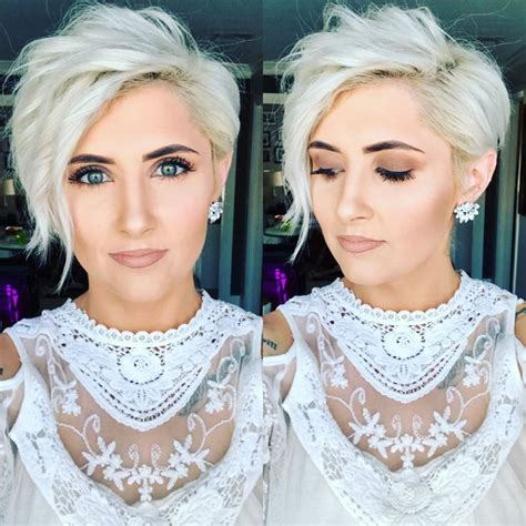 30 Best Asymmetric Short Haircuts for Women of All Time