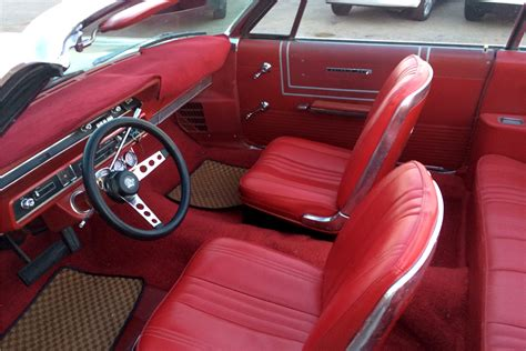 Ford 500 Interior by 1965 Ford Galaxie 500 Convertible 196211