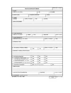 professional regulation monthly disciplinary report for