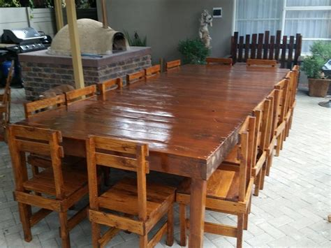 Cheap Patio Diy 13 Perfect Wooden Pallet Dining Table Ideas Pallet Wood