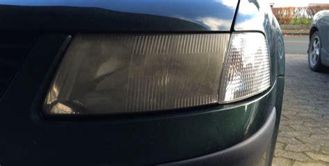 Polieren Auto Scheinwerfer by Stumpfe Scheinwerfer Polieren So Klappts Auch Mit Dem T 220 V