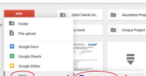 belajar membuat google docs panduan membuat formulir online dengan google form lengkap
