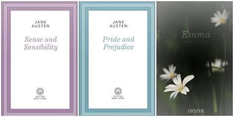 The All New Way To Read Austen by Read Your Way Into New Authors With Oyster And Start Here