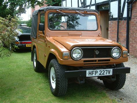 daihatsu jeep daihatsu taft