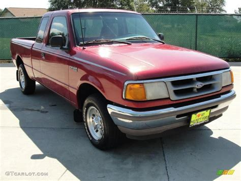 1995 Ford Ranger by 1995 Laser Metallic Ford Ranger Xlt Supercab 36480159