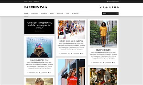 clothing themes for wordpress 25 best fashion wordpress themes for blogs shops