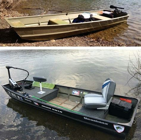 bass boat conversion jon boat conversion jon boat modification ideas