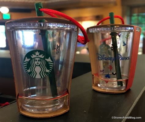 disney parks ornaments spotted disney parks exclusive starbucks mug and cup