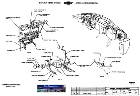 1997 Cavalier Fuse Diagram