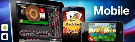 winga casino mobile italian casino slot machine e bonus esclusivi