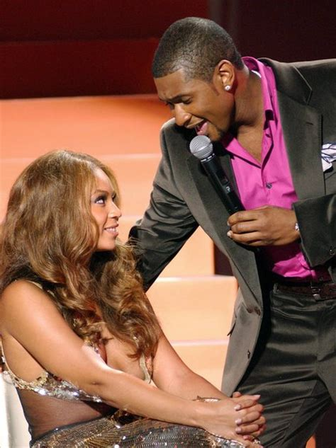 beyonce and usher 17 celebrities and one president who think beyonce is an