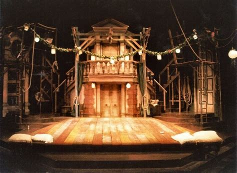 set design ideas the taming of the shrew set design by will neuert