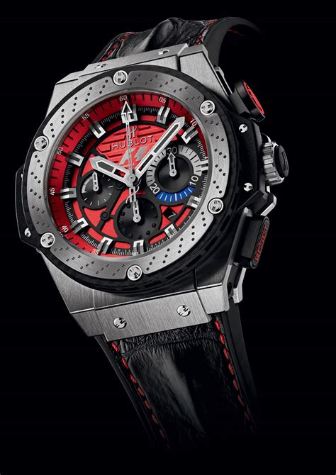 Hublot Geneve 1 hublot celebrates the return of the formula 1 grand prix to the us with f1 king power