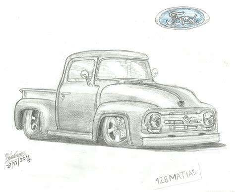 imagenes para dibujar a lapiz de autos dibujos de camionetas a lapiz imagui