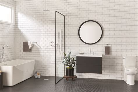chic studio  bathroom faucet collection blends urban