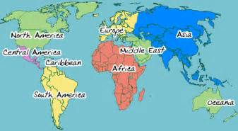in all of us map of the world