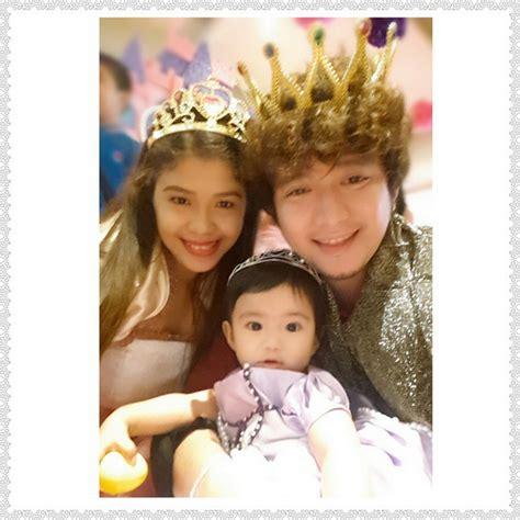 melai and jayson 2015 look melai jason celebrate daughter s 1st birthday abs