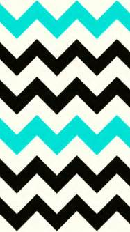 Black and turquoise chevron iphone background cute chevron wallpaper